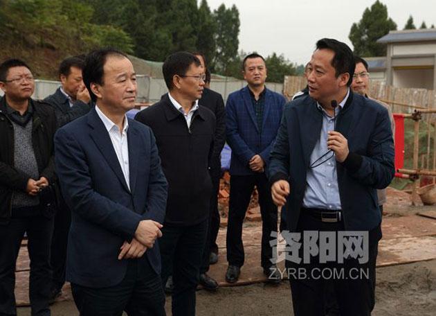 陈吉明:压实责任 细化举措 坚决确保环保督察反馈问题整改到位
