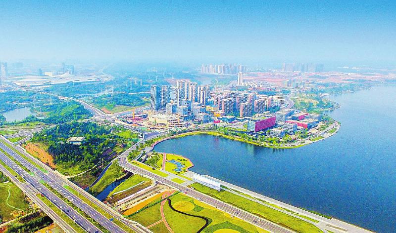 奋进四川――新中国成立70周年四川发展成就述评